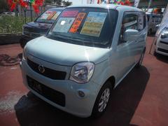 沖縄の中古車 日産 モコ 車両価格 63万円 リ済込 平成23年 8.5万K LグリーンM