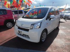 沖縄の中古車 ダイハツ ムーヴ 車両価格 72万円 リ済込 平成25年 5.1万K パールホワイト