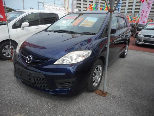 沖縄県の中古車ならプレマシー 20F