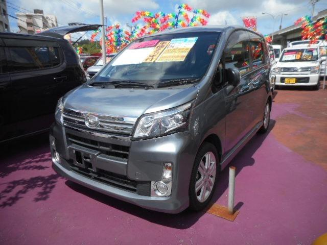 沖縄県の中古車ならムーヴ カスタム RS SA