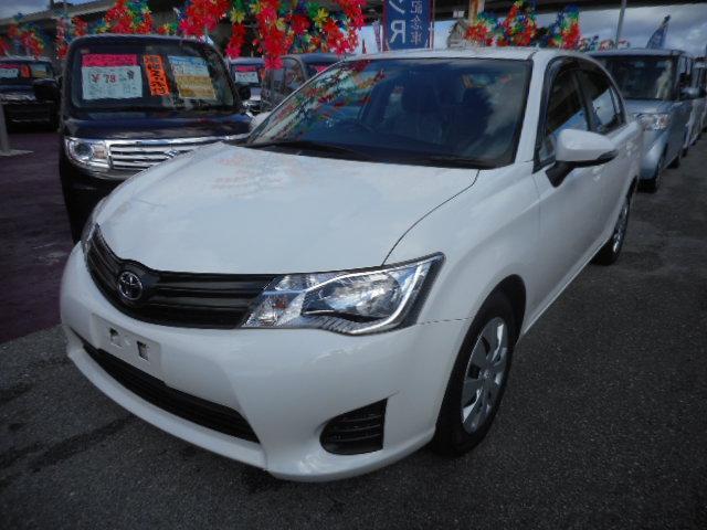 沖縄県の中古車ならカローラアクシオ 1.5X