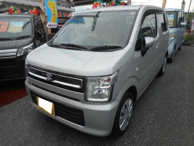 沖縄県の中古車ならワゴンR FA