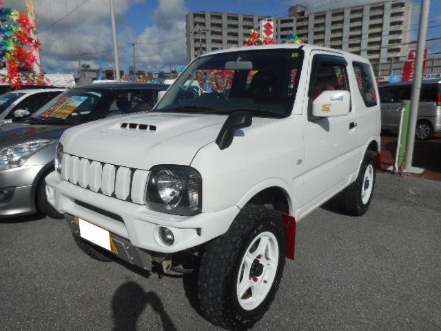沖縄県の中古車ならジムニー リフトアップ カスタム