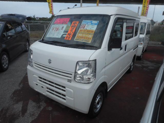 エブリイ:沖縄県中古車の新着情報