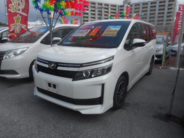 沖縄県の中古車ならヴォクシー X Cパッケージ