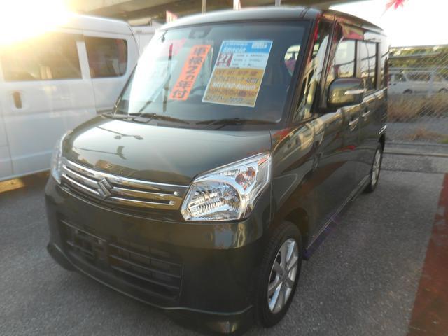 沖縄県の中古車ならスペーシア Xリミテッド