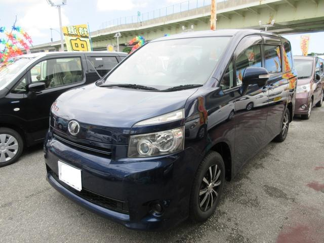 沖縄県の中古車ならヴォクシー