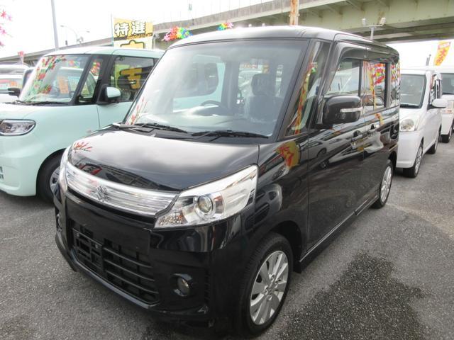 沖縄県の中古車ならスペーシアカスタム GS