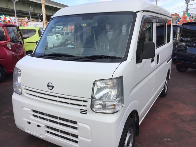 NV100クリッパーバン:沖縄県中古車の新着情報