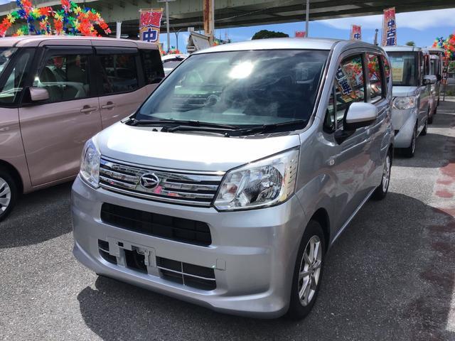 沖縄県の中古車ならムーヴ X SAIII ナビ/CD/Bluetooth バックカメラ ETC 衝突被害軽減システム