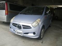 沖縄の中古車 スバル R2 車両価格 33万円 リ済込 平成17年 4.2万K ライトブルー