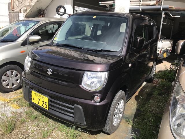 沖縄県の中古車ならMRワゴン 軽自動車 アーバンブラウンパールメタリック CVT AC