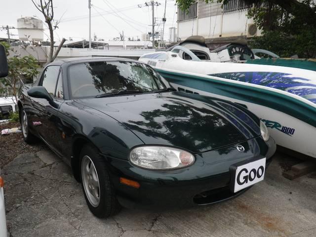 沖縄県の中古車ならロードスター VS