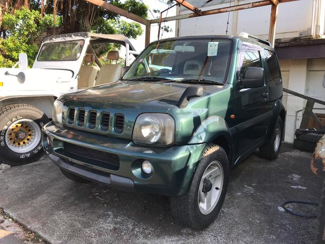 沖縄県の中古車ならジムニー