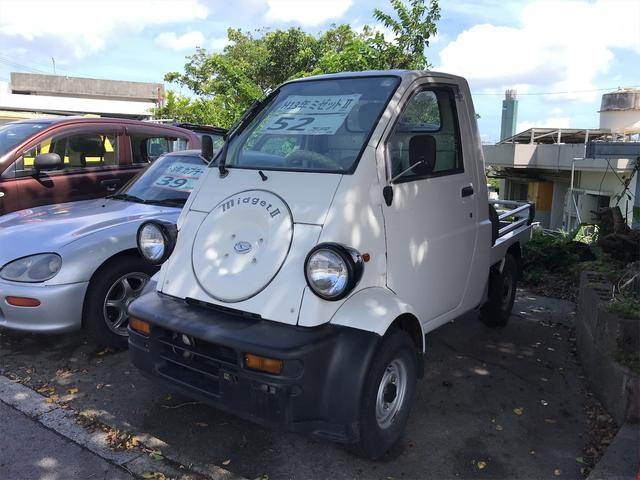 沖縄県の中古車ならミゼットII Bタイプ