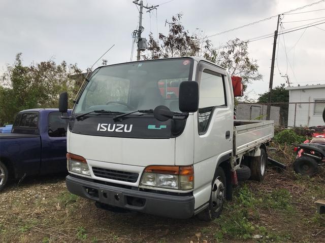 沖縄県の中古車ならエルフトラック
