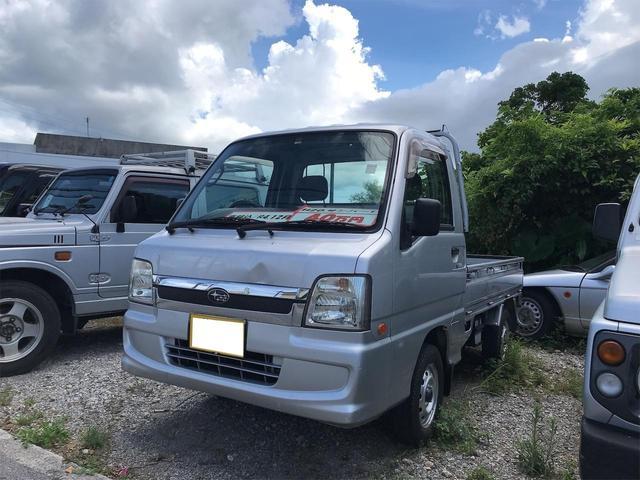 沖縄県うるま市の中古車ならサンバートラック TC 4WD