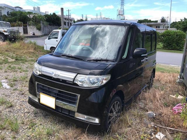 沖縄県うるま市の中古車ならタント カスタムXリミテッド