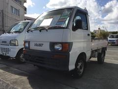 ハイゼットトラック5速マニュアル エアコン パワステ 4WD