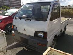 ミニキャブトラックTL 5速MT エアコン パワステ 4WD