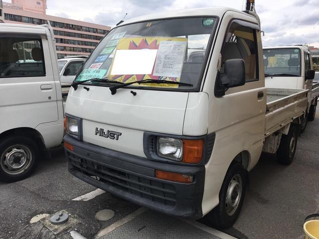 ダイハツ 5速マニュアル エアコン 4WD 三方開