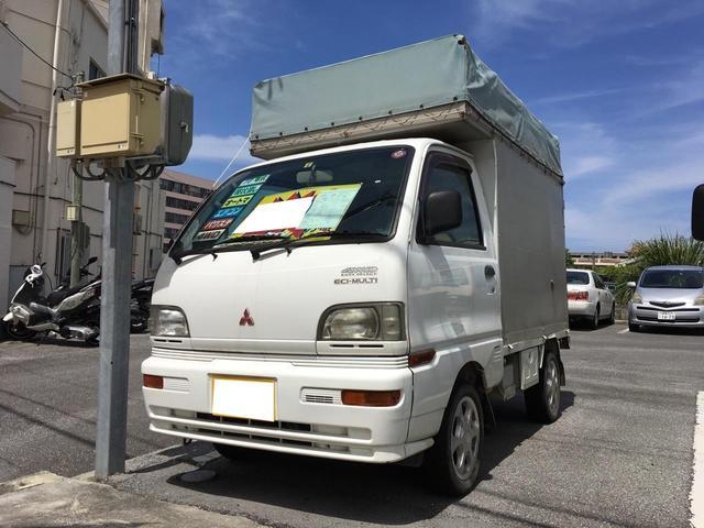 三菱 オートマ エアコン パワステ 4WD