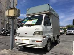 ミニキャブトラックオートマ エアコン パワステ 4WD