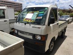 ハイゼットトラック天晴 5速マニュアル エアコン 三方開 4WD