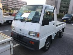 サンバートラックスペシャル 5速MT エアコン 4WD