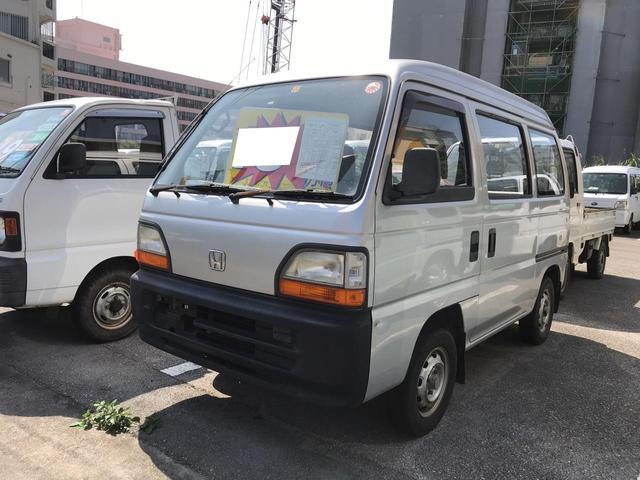 沖縄県の中古車ならアクティバン SDX 両側スライドドア