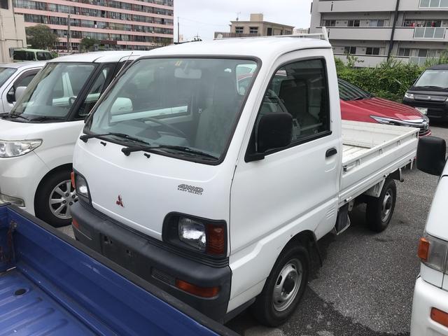 三菱 4WD 三方開
