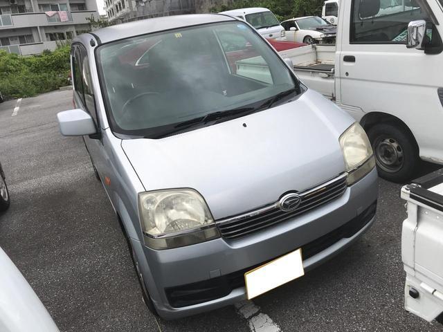 沖縄県の中古車ならムーヴ キーレス CD ベンチシート アルミホイール