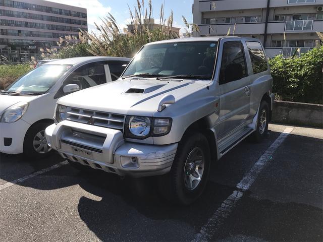 沖縄県の中古車ならパジェロ ワイド ZR ディーゼルターボ