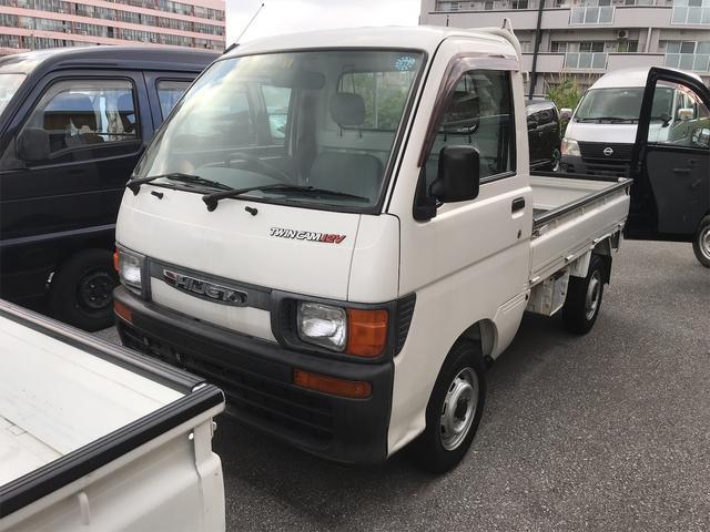 沖縄県の中古車ならハイゼットトラック 天晴 オートマ 4WD 三方開