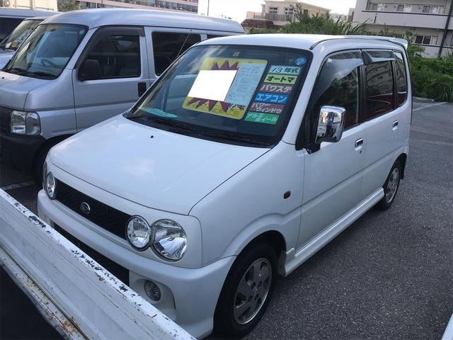 沖縄県宜野湾市の中古車ならムーヴ カスタムLリミテッド キーレス CD ベンチシート