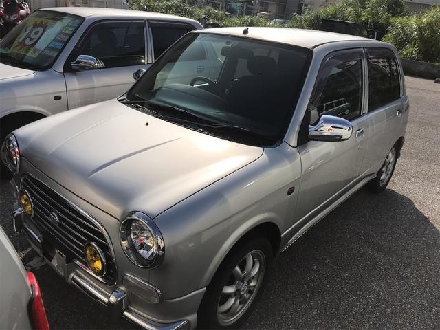 沖縄県浦添市の中古車ならミラジーノ ミニライトスペシャル オートマ キーレス フル装備 CD 専用アルミホイール
