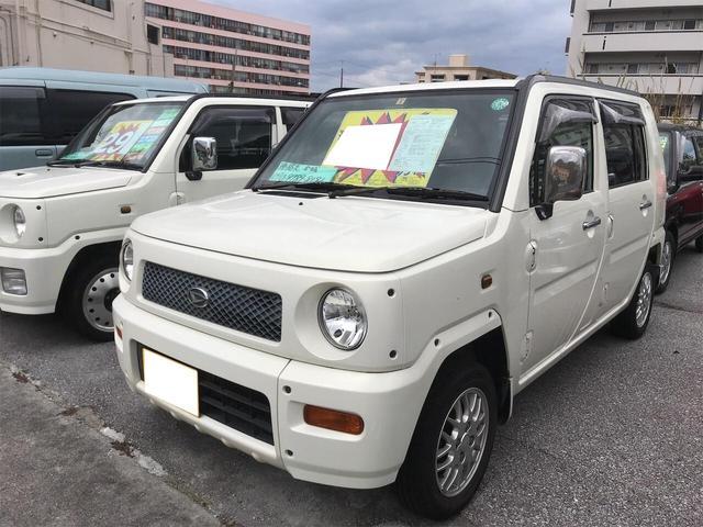 沖縄県浦添市の中古車ならネイキッド G オートマ CD アルミホイール エアコン パワステ パワーウィンド