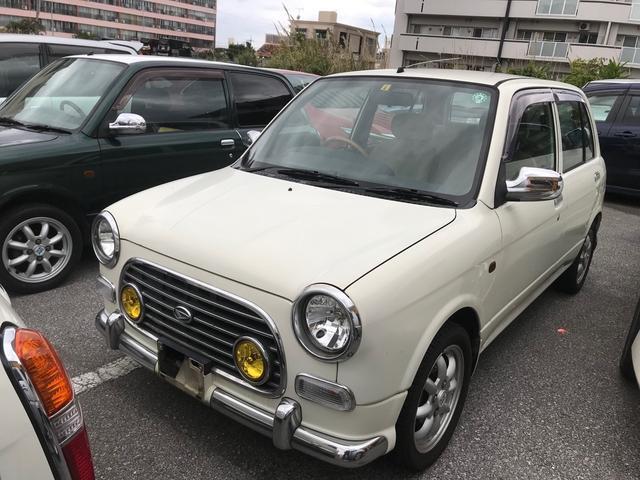 沖縄県の中古車ならミラジーノ ジーノターボ オートマ キーレス CD アルミホイール ターボ車
