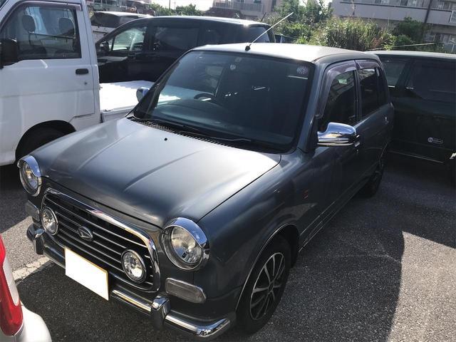 沖縄の中古車 ダイハツ ミラジーノ 車両価格 36万円 リ済込 2002(平成14)年 14.3万km グレーM