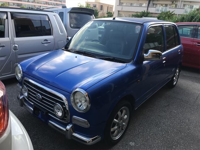 沖縄県浦添市の中古車ならミラジーノ ミニライトスペシャルターボ オートマ キーレス CD 純正アルミ ターボ車