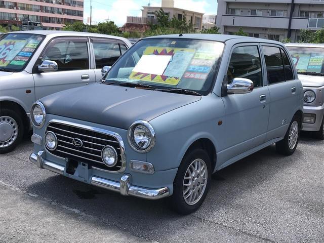 沖縄県浦添市の中古車ならミラジーノ ミニライトスペシャル オートマ CD フル装備 アルミホイール