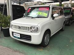 沖縄の中古車 スズキ アルトラパン 車両価格 86.4万円 リ済別 平成25年 6.4万K パールホワイト