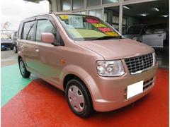 沖縄の中古車 三菱 eKワゴン 車両価格 42万円 リ済込 平成23年 8.5万K ピンク