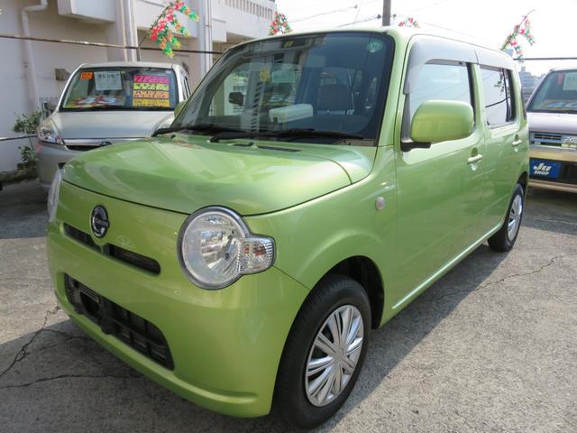 沖縄県の中古車ならミラココア ココアXスペシャル エコドライブ キーレス CDFM