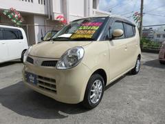 沖縄の中古車 日産 モコ 車両価格 47万円 リ済込 平成23年 6.4万K ミルクティーベージュM