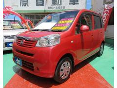 沖縄の中古車 ホンダ ライフ 車両価格 44万円 リ済込 平成23年 9.0万K ベリーレッドメタリック