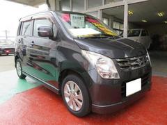 沖縄の中古車 スズキ ワゴンR 車両価格 45万円 リ済込 平成21年 6.3万K ルナグレーパールメタリック