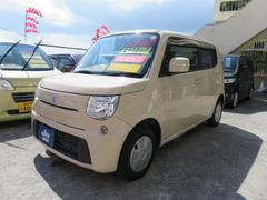 沖縄の中古車 スズキ MRワゴン 車両価格 51万円 リ済込 平成24年 5.1万K ミルクティーベージュメタリック