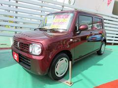 沖縄の中古車 スズキ アルトラパン 車両価格 45万円 リ済込 平成21年 8.9万K クラッシーレッドパール
