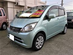 沖縄の中古車 ダイハツ ムーヴ 車両価格 42万円 リ済込 平成22年 7.6万K ハーブグリーンメタリック